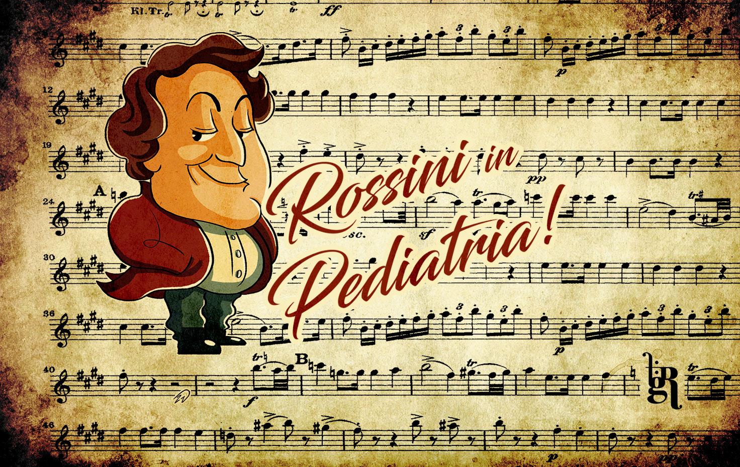 Rossini in pediatria - Campagna sociale Filarmonica Gioachino Rossini