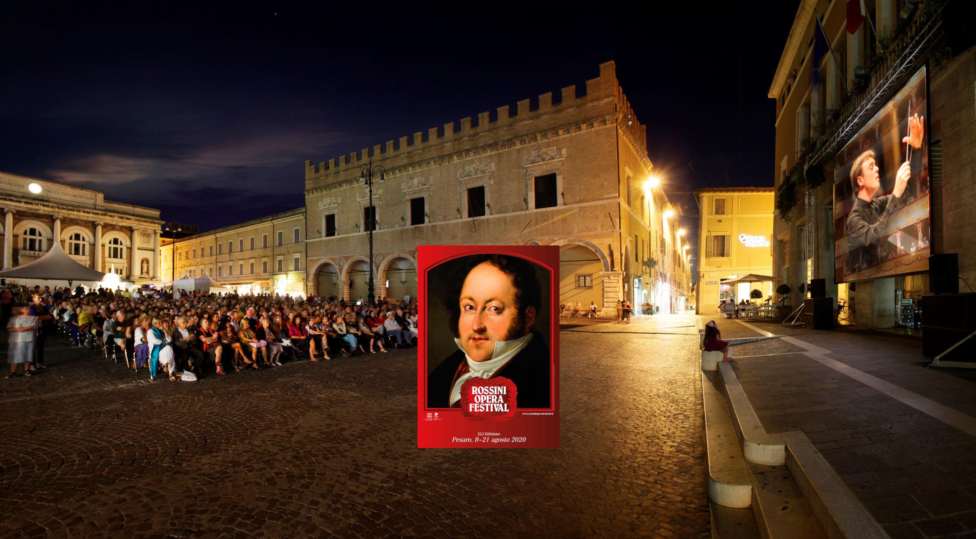 Rossini Opera Festival Pesaro 2020