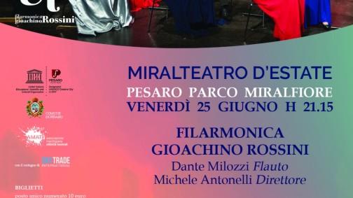 Miralteatro d'estate Pesaro